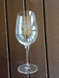 Red Wine Glass Large, Logo'd | Item No. 381369